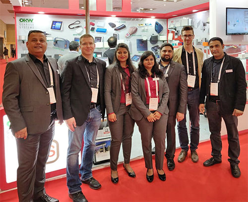 Messe ELECRAMA in Indien