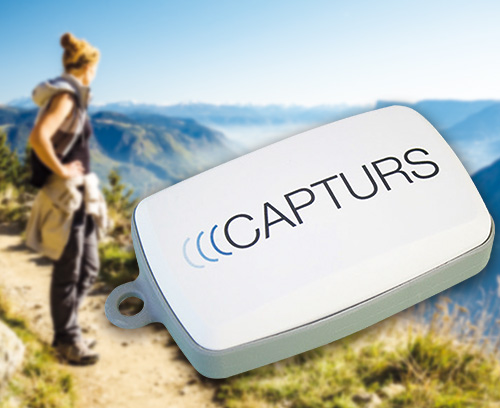 GPS-Tracking in Echtzeit, Capturs