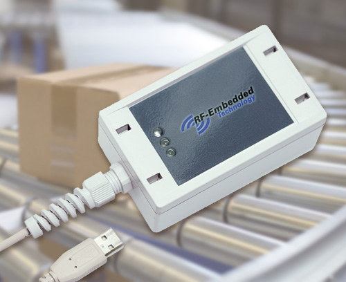 Robuster UHF Reader, RF-Embedded
